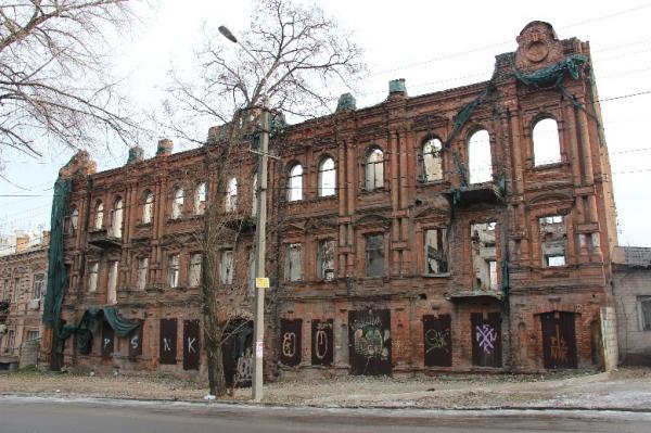 Реставрация и ремонт зданий