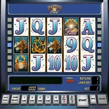 Игровой автомат Dolphin